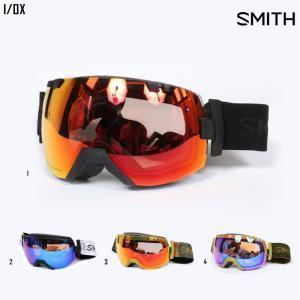 17-18 即日発送 SMITH スミス ゴーグル I/OX スキー スノボ メンズ|northfeel