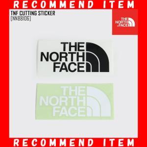THE NORTH FACE ノースフェイス カッティング ステッカー TNF CUTTING STICKER シール NN88106