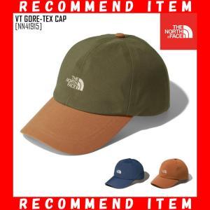 ノースフェイス キャップ VT GORE-TEX CAP 帽子 ゴアテックス アウトドアブランド N...