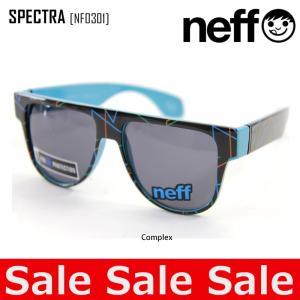 ネフ NEFF メンズ レディース NF0301 Spectra サングラス UVカット Complex 男女兼用|northfeel