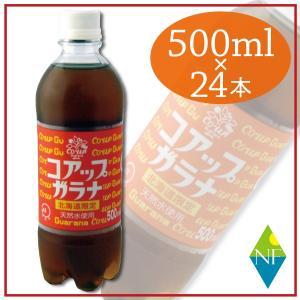 北海道限定 コアップガラナ 500ml×24本