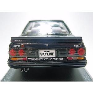 NISSAN SKYLINE GTS-R (R31) Normal Wheel (DARK BLUE) No.03707BL 1/43 SCALE|nostalgic-dream|06