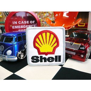 Shell ワッペン