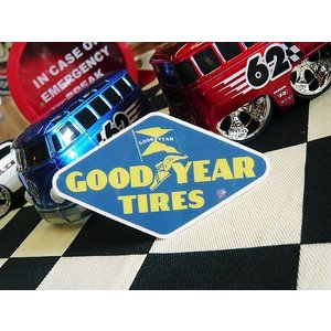 GOOD YEAR TIRES ステッカー