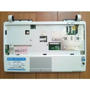 商品:中古ONKYO C101W4B ATOM N270 1.6GHzの下半身(本体部分) 動作確認...