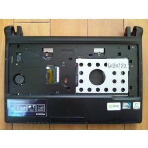 商品:中古SAMSUNG NP-N150-JPB2US Atom N450 1.6GHzの下半身(本...