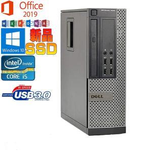デスクトップパソコン Dell optiplex 7010 MicrosoftOffice2019 ...