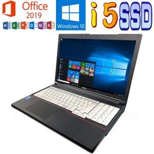富士通A574/H/Microsoft Office2019/Win 10/Core i5-4300...