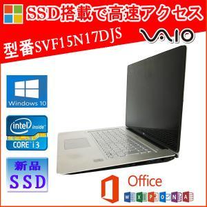 訳あり SONY VAIO Fit15A SVF15N17DJS/Microsoft Office ...