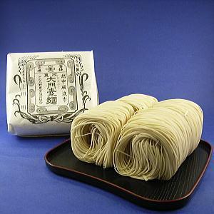 大門素麺3袋セットそうめん【富山県砺波市】長い歳月に培われた伝統の味♪