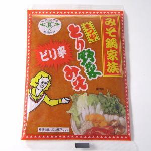 ぴり辛とり野菜みそ6袋セット