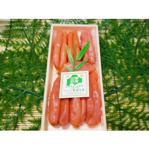 虎杖浜産の絶品たらこ!500g/【ギフトにおすすめ】 北海道産 【特上】 甘口たらこ/角折入り【104】|notosuisan