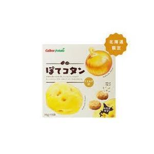 北海道限定スナックカルビー「ぽてコタン」6袋入 notosuisan