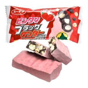 数量・北海道限定?ピンクなブラックサンダー12袋入 notosuisan