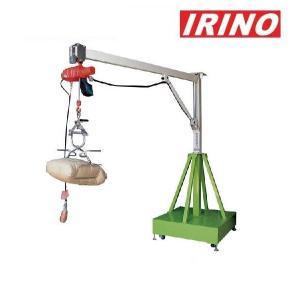 イリノ ライスホルダー RHL-2000B/α 床据置式6段積用 米袋/移動|noukigu