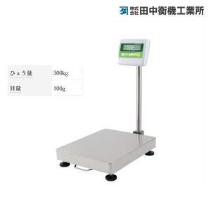 デジタル台ばかり PF10-300N 300kg 田中衡機 秤/はかり/台はかり/スケール/デジタルスケール|noukigu