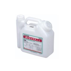 やまびこ 共立 新ダイワ 安全混合容器 ポリミックスJr.2 2L 混合/希釈混合/2リットル|noukigu