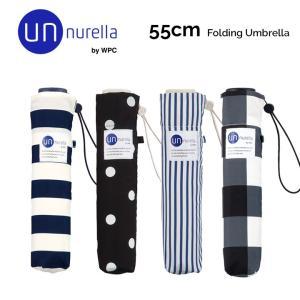 wpc/ワールドパーティーの超撥水折りたたみ傘、アンヌレラ mini。最高水準の撥水力、高密度繊維に...
