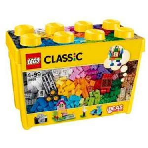 10698 レゴ(R)クラシック 黄色のアイデアボックススペシャル