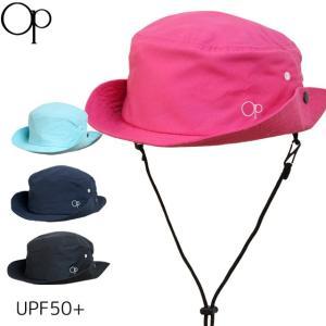 サーフハット レディース OCEAN PACIFIC オーシャンパシフィック UPF50+ 紫外線防止 帽子 ビーチハット|novice-sf