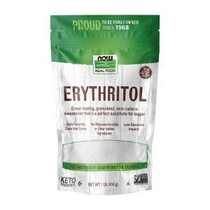 ナウフーズ エリスリトール 454g Now Foods Erythritol 1 lb