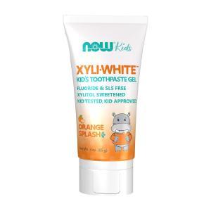 ■商品説明 キシリトール含有子供の歯磨き粉 子供たちが好きなオレンジ風味歯磨き粉です。 人工香料を使...