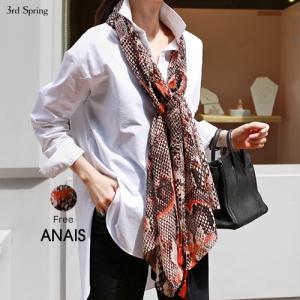 韓国 ファッション マフラー レディース レオパードオータムマフラー|nowistyle-y
