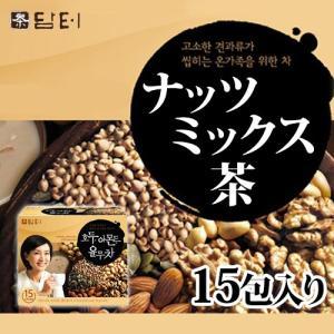 お茶 ハトムギ茶 [ ダムト ] ナッツミックス茶 18g ...