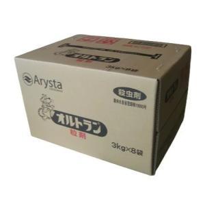 オルトラン粒剤 3kg 8個入り1ケース|noyaku-com