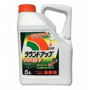 日産工業化学 ラウンドアップマックスロード 5L【有効期限22年10月】|noyaku-com