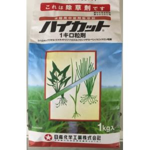ハイカット1キロ粒剤1kg 12個入りケース|noyaku-com