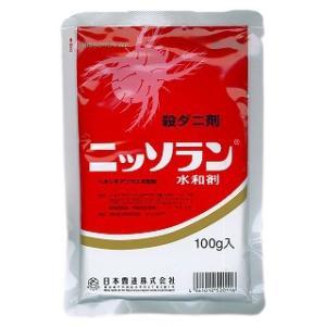 【メール便可】ニッソラン水和剤 100g|noyaku-com
