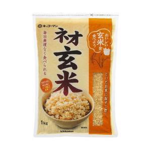 送料無料 キッコーマン ネオ玄米 1kg×12袋入|nozomi-market