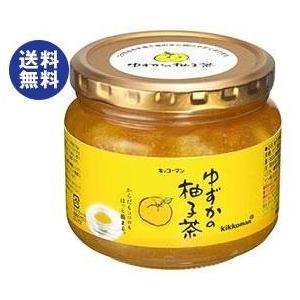 【送料無料】キッコーマン ゆずかの柚子茶 580g瓶×12本入|nozomi-market