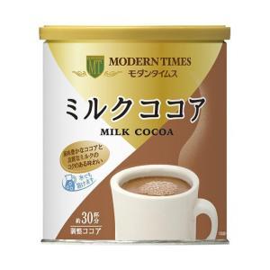 【送料無料】日本ヒルスコーヒー モダンタイムス ミルクココア 430g缶×12(6×2)個入 nozomi-market