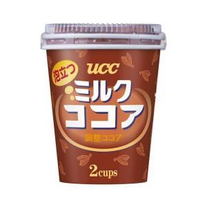 【送料無料】UCC 泡立つ ミルクココア 2P×60個入 nozomi-market