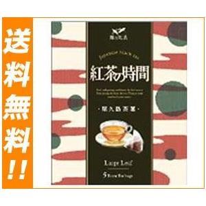 送料無料 【2ケースセット】UCC 霧の紅茶 紅茶の時間 ラージリーフティーバッグ 屋久島 3g×5...