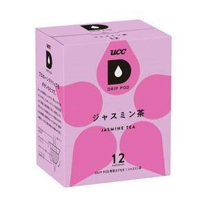 送料無料 UCC DRIP POD(ドリップポッド) ジャスミン茶 12P×12箱入|nozomi-market