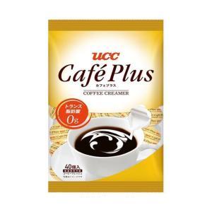 【送料無料】UCC カフェプラス 4.5ml×40個×10袋入