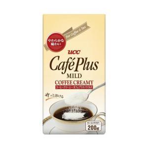 【送料無料】UCC コーヒークリーミー カフェプラス マイルド 200g×12袋入|nozomi-market