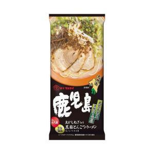 【送料無料】マルタイ 鹿児島黒豚とんこつラーメン 185g×15個入|nozomi-market