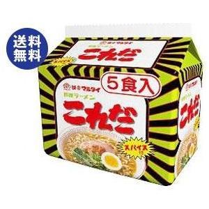 【送料無料】マルタイ ラーメンこれだ 5食入パック 87g×5食×6個入|nozomi-market