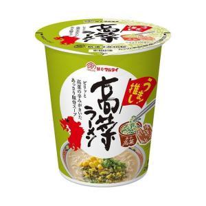 【送料無料】マルタイ 縦型高菜ラーメン 62g×12個入|nozomi-market