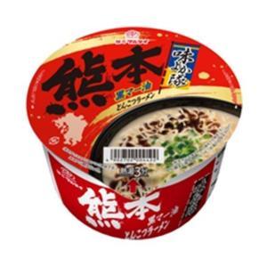 【送料無料】マルタイ 黒マー油とんこつ熊本ラーメン 76g×12個入|nozomi-market