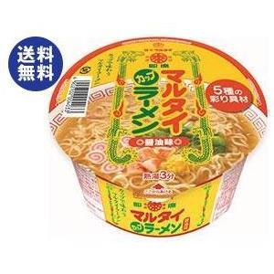 【送料無料】マルタイ カップ・マルタイラーメン(醤油味) 82g×12個入|nozomi-market