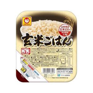 【送料無料】東洋水産 玄米ごはん 160g×20(10×2)個入 nozomi-market