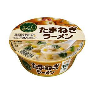 送料無料 明星食品 野菜の旨みをつめこんだおいしさマルっと たまねぎラーメン 90g×12個入|nozomi-market