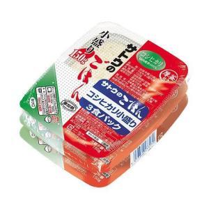 【送料無料】サトウ食品 サトウのごはん コシヒカリ 小盛り 3食パック 150g×3食×12個入 nozomi-market