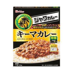【送料無料】ハウス食品 レトルトジャワカレー キーマカレー 150g×30個入