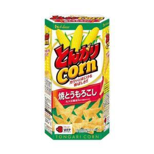 【送料無料】ハウス食品 とんがりコーン(焼きとうもろこし) 75g×20個入 nozomi-market
